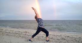 YouTube of Rainbow Yoga
